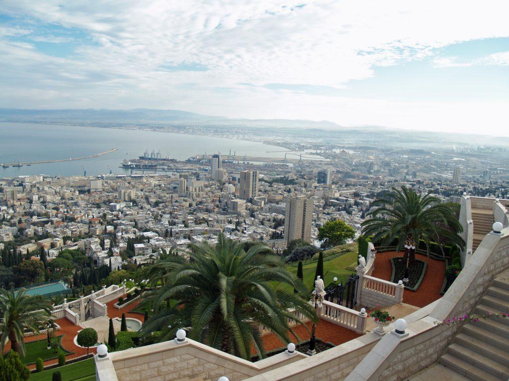 Хайфа - Красивият бряг - 9