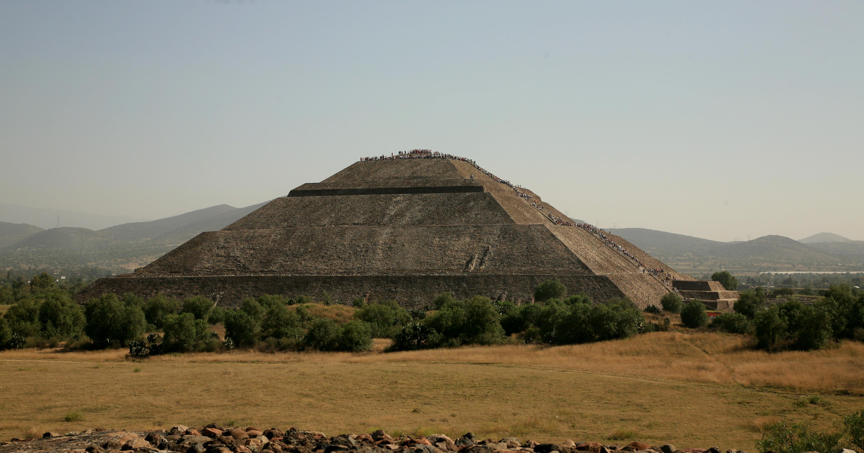 Пирамида на Слънцето
