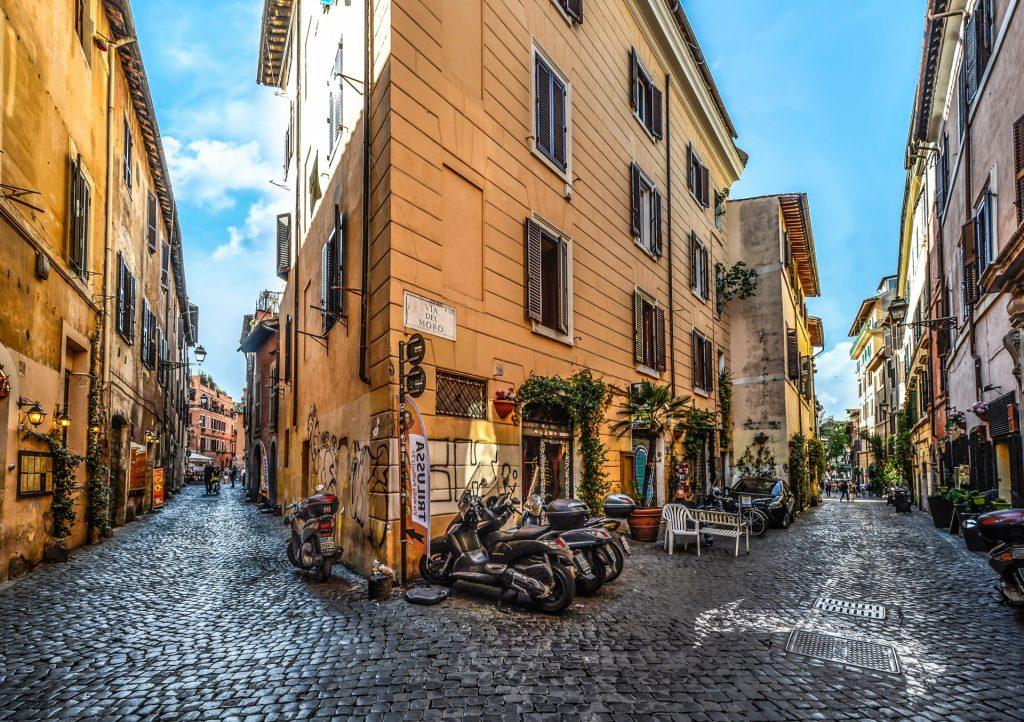 Трастевере – живописният римски Монмартър 2