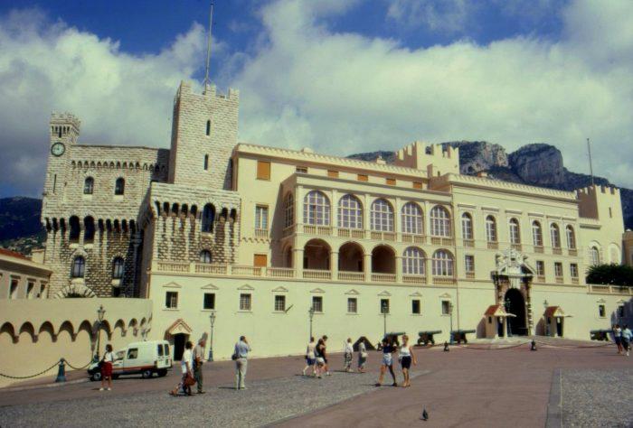 Дворец Грималди