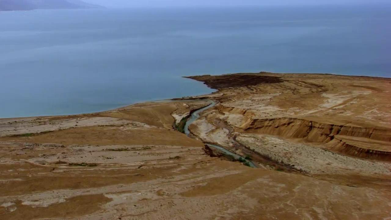 Мъртво море – Дъното на света 1