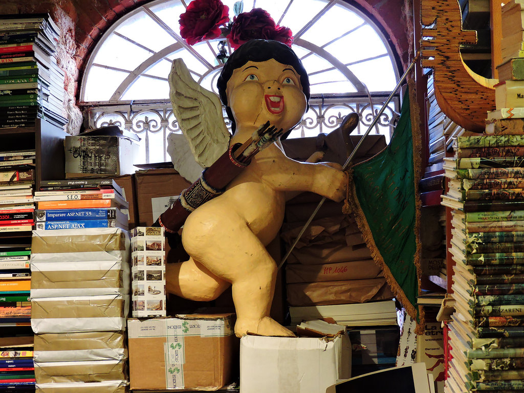 Плаващата книжарница на Венеция 6