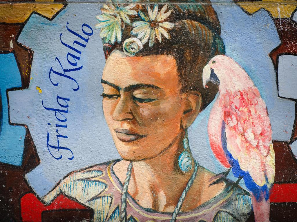 Талантливата и скандална Фрида Кало - 4