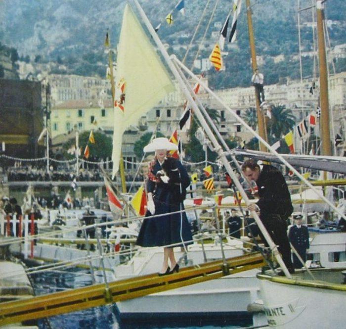 Яхтата Deo Juvante II