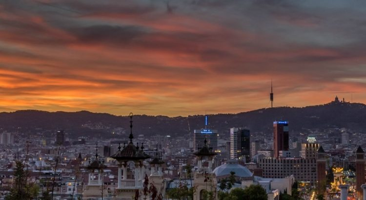 Фестивалът Ла Мерсе – сбогуване на Барселона с лятото