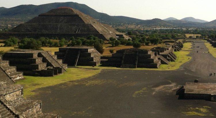 Теотиуакан – древният град на света