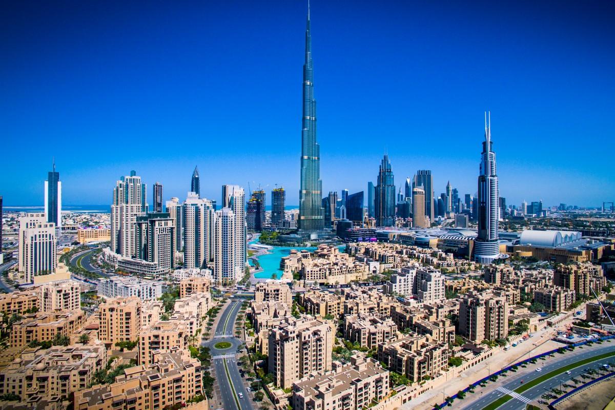Даунтаун Дубай