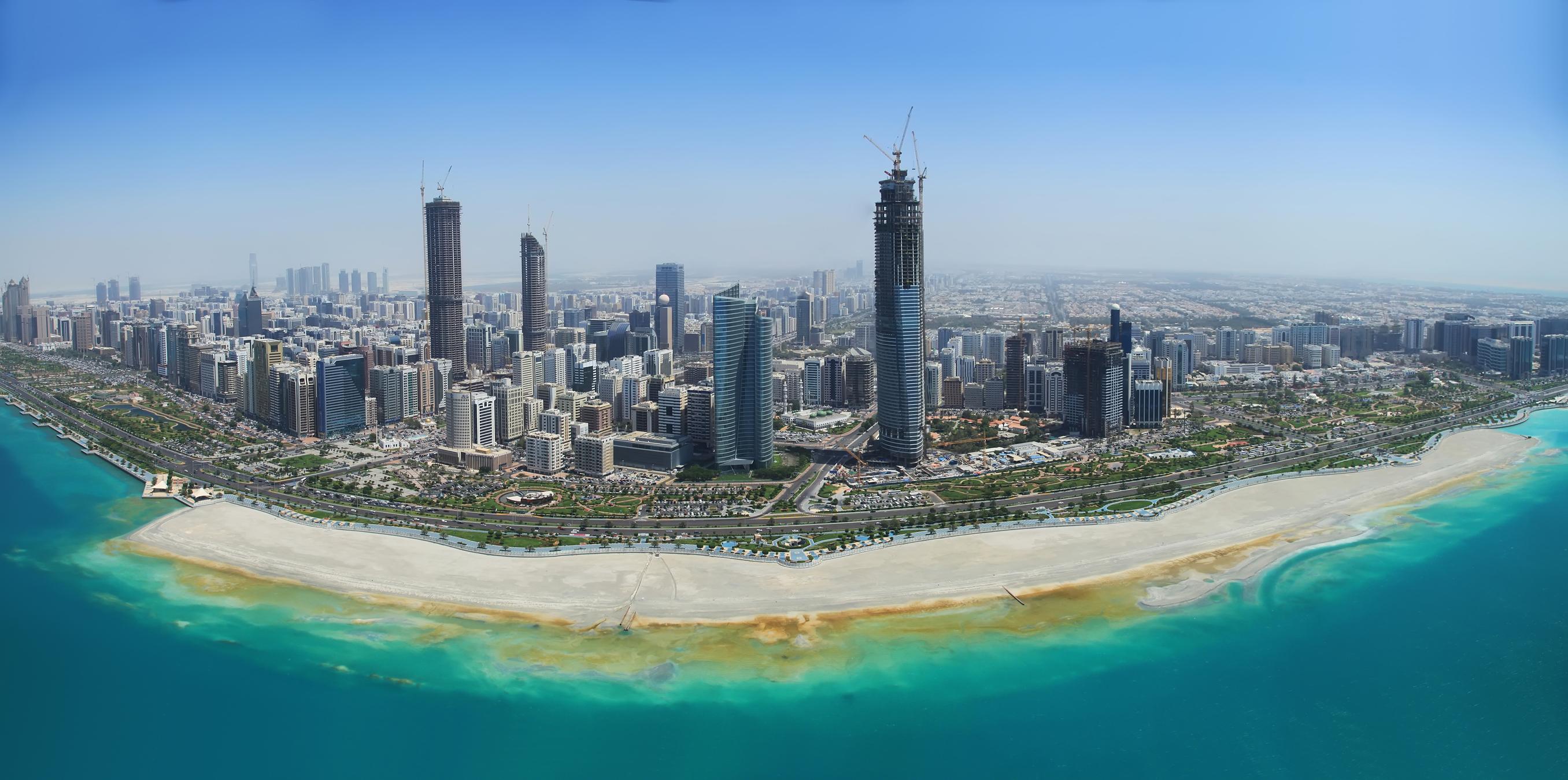 Абу Даби - Бащата на газелата - 3