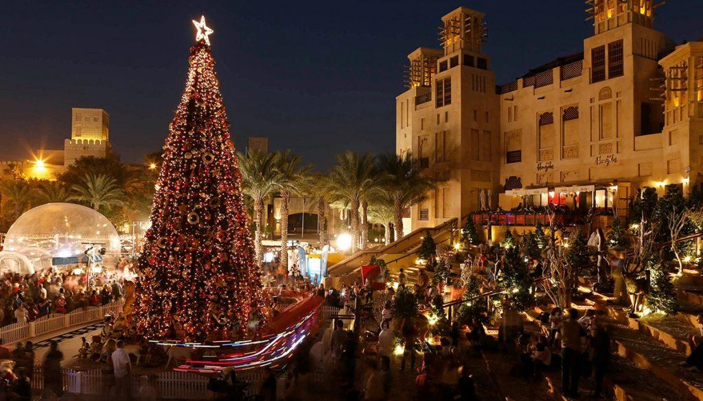 Коледа в Дубай – истинско чудо - 2