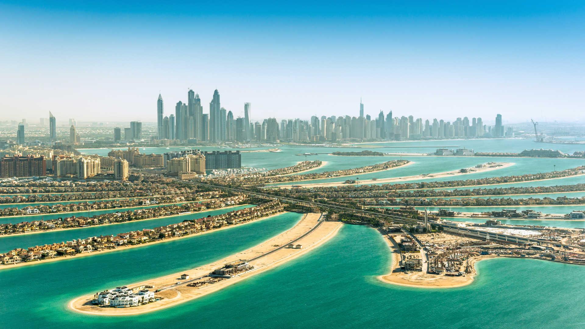 Пленителният Дубай