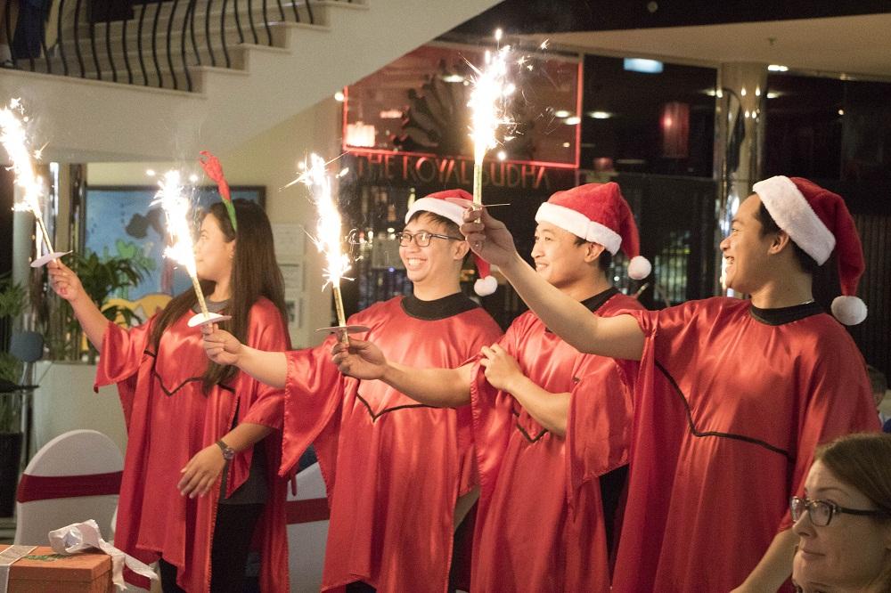 Коледа в Дубай – истинско чудо - 6