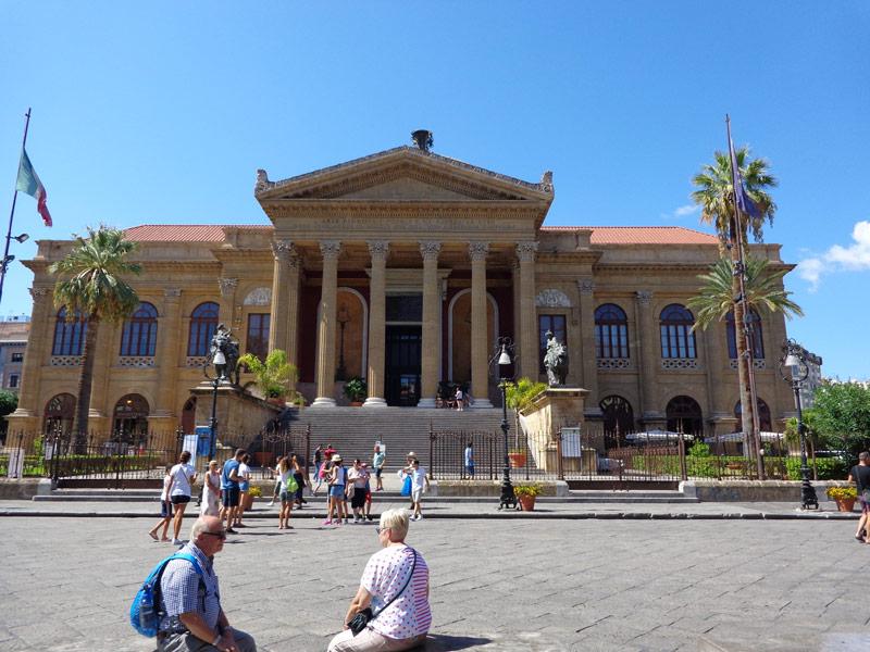 Палермо, Театро Масимо