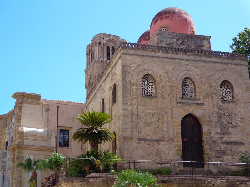 """Палермо, църква """"Сан Каталдо"""""""