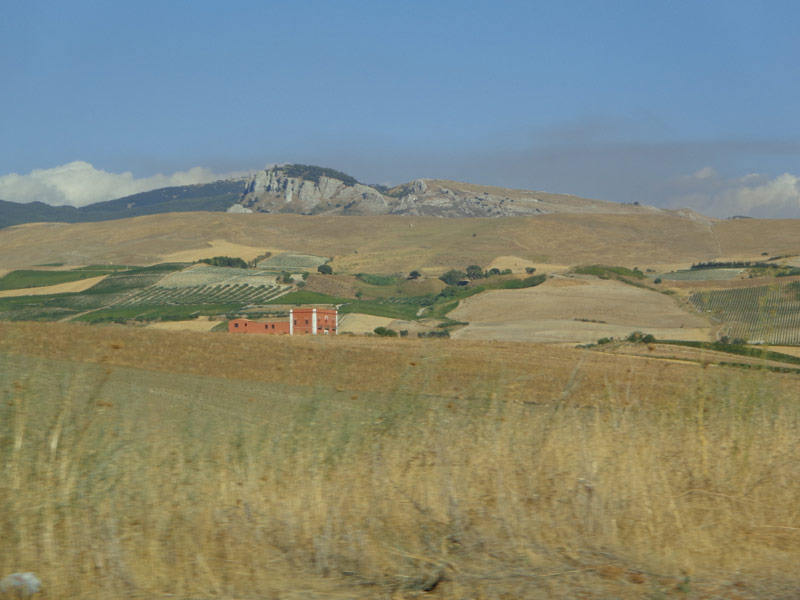 По пътищата на Сицилия