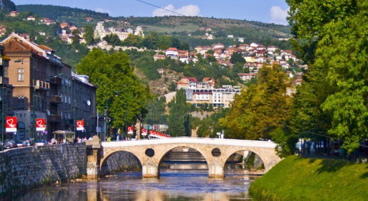 Сараево – между Изтока и Запада