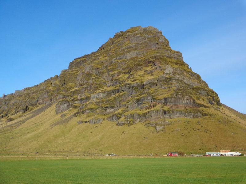 Исландски пейзаж