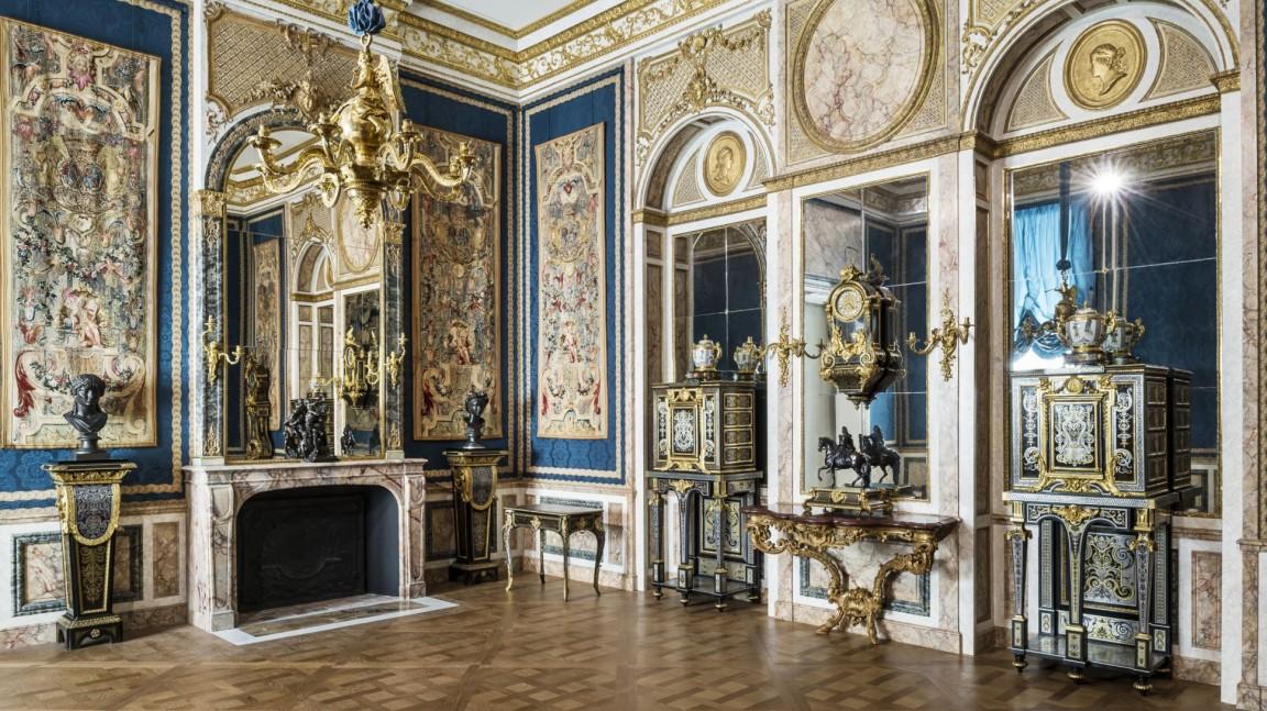 Louvre - inside