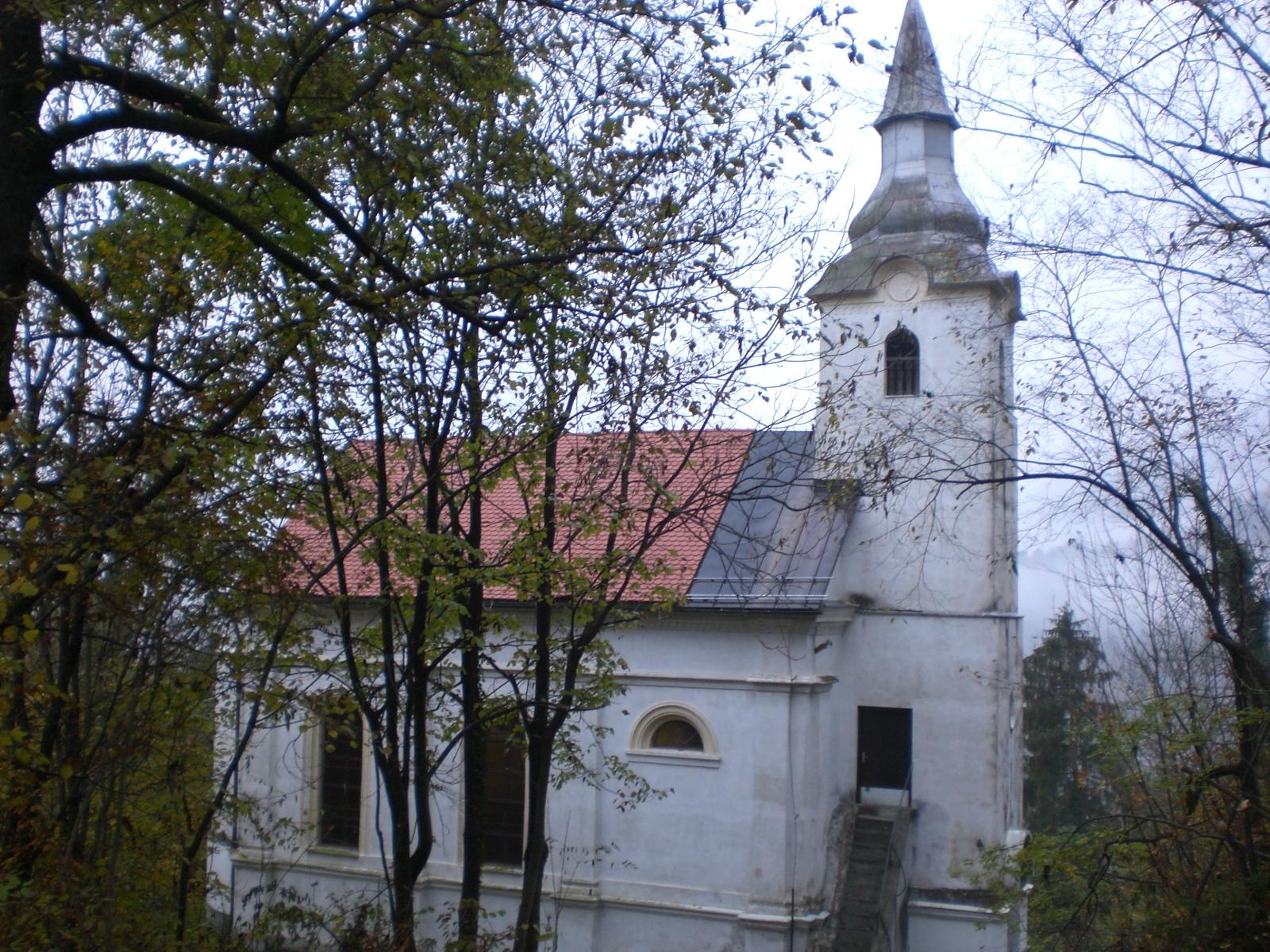 Църквата Дева Мария от Лурд