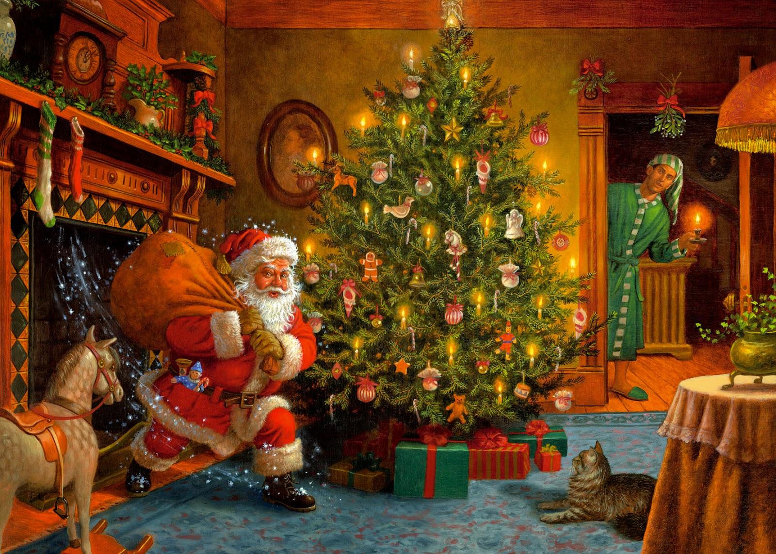 Дългоочакваната Коледа – как се празнува по света 7