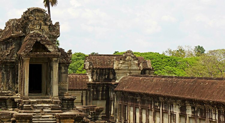 Камбоджа – красивото и екзотично кралство