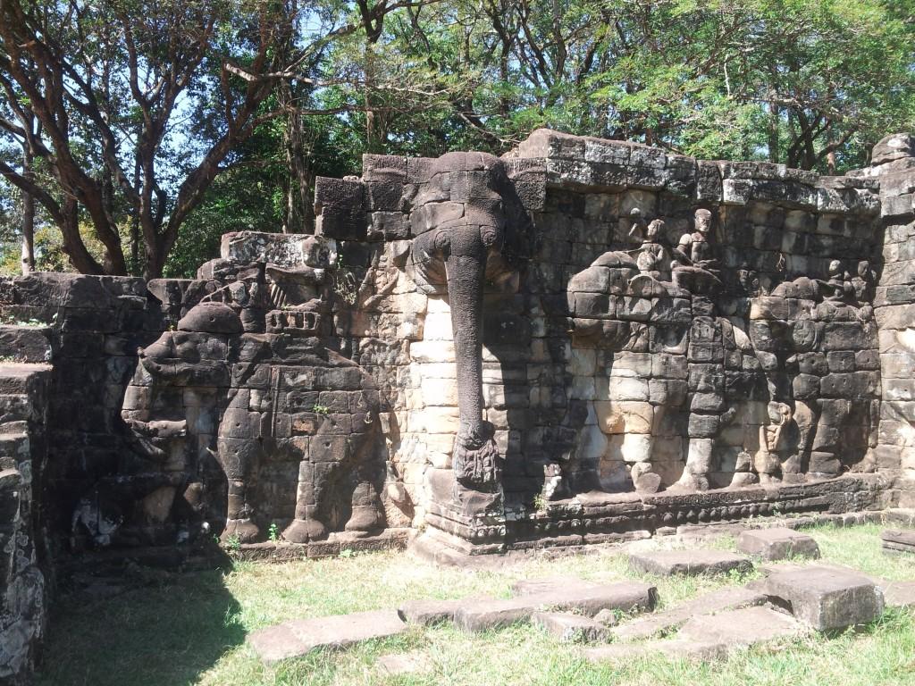 Терасата на слоновете