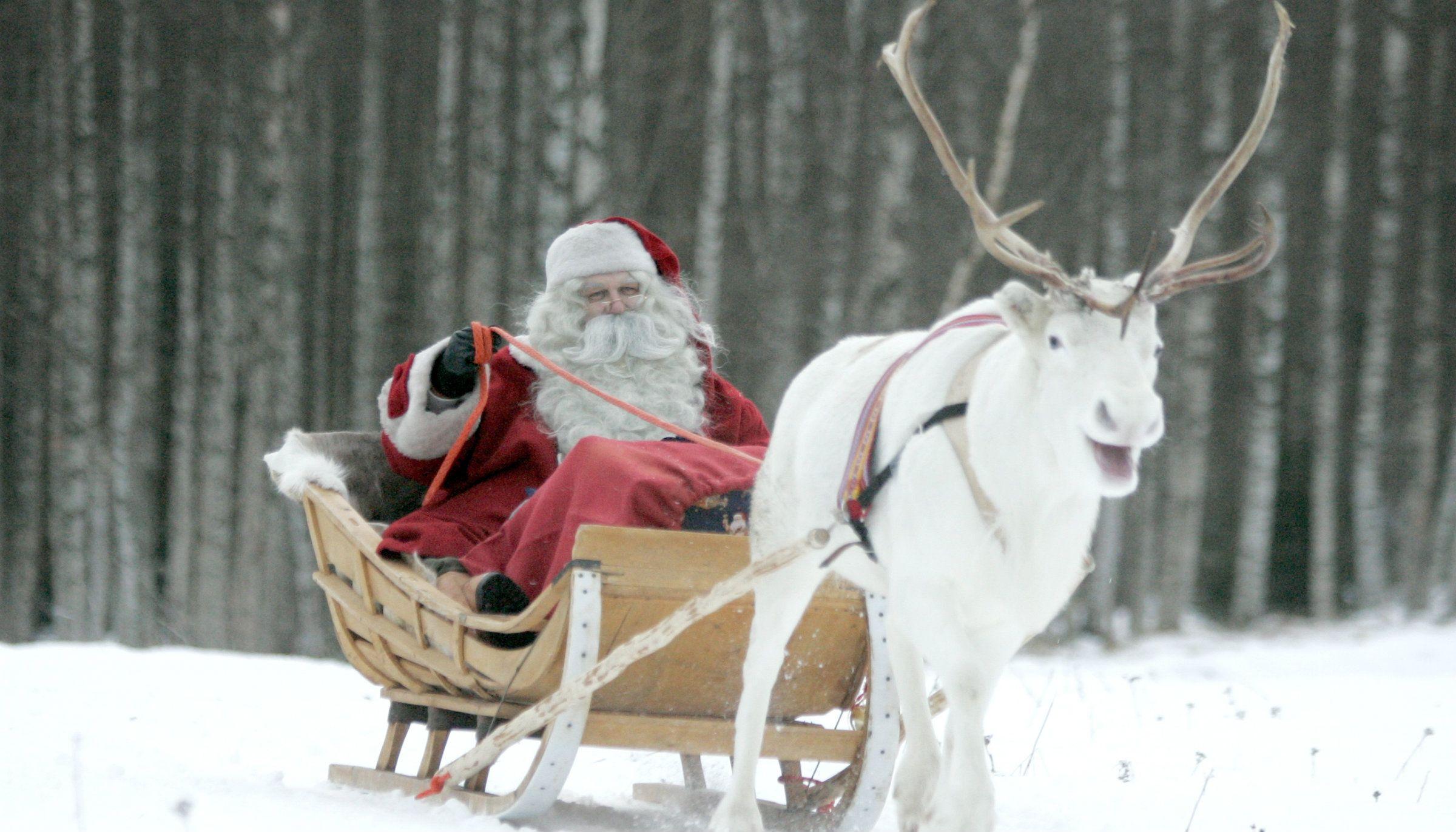 Дългоочакваната Коледа – как се празнува по света 1