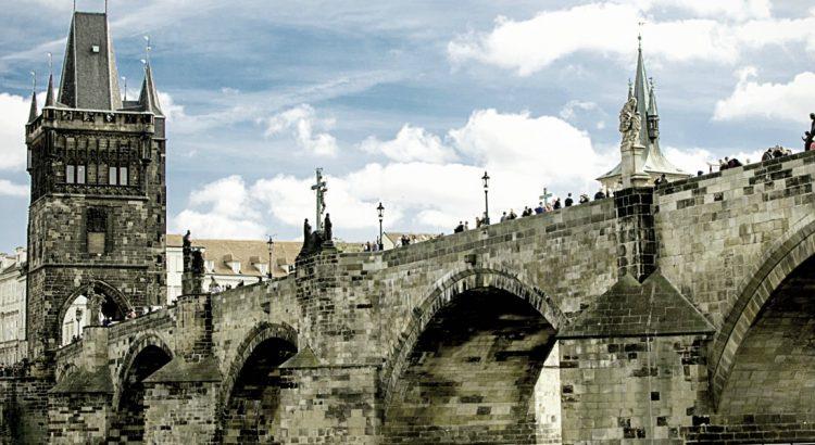 Фото пътепис от Прага