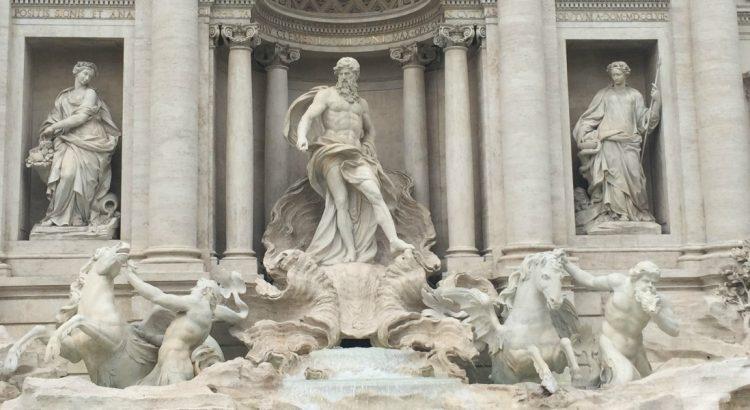 Градската управа на Рим ще прибира монетите от фонтана Ди Треви