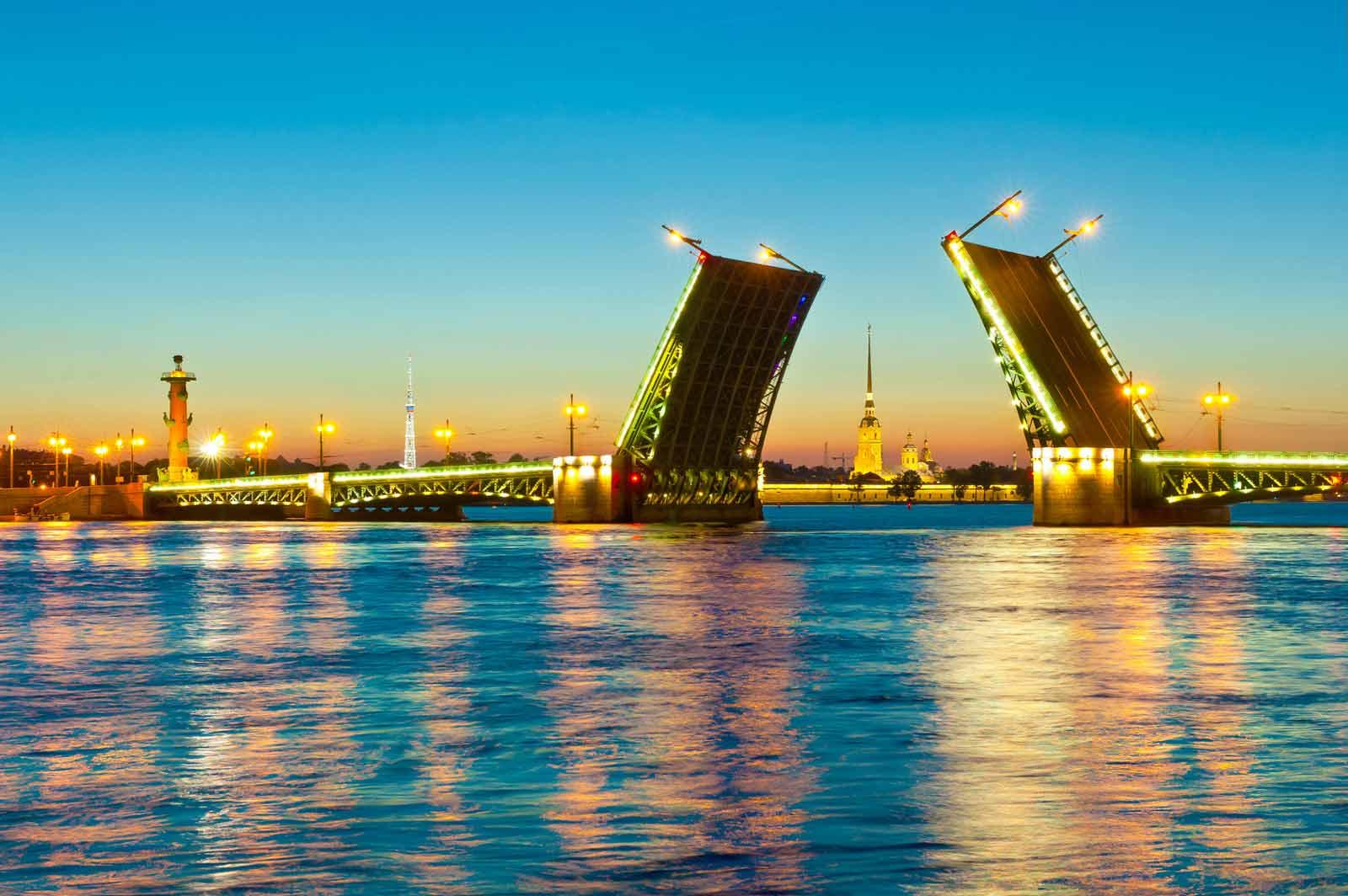 Санкт Петербург – чудна зимна приказка 1
