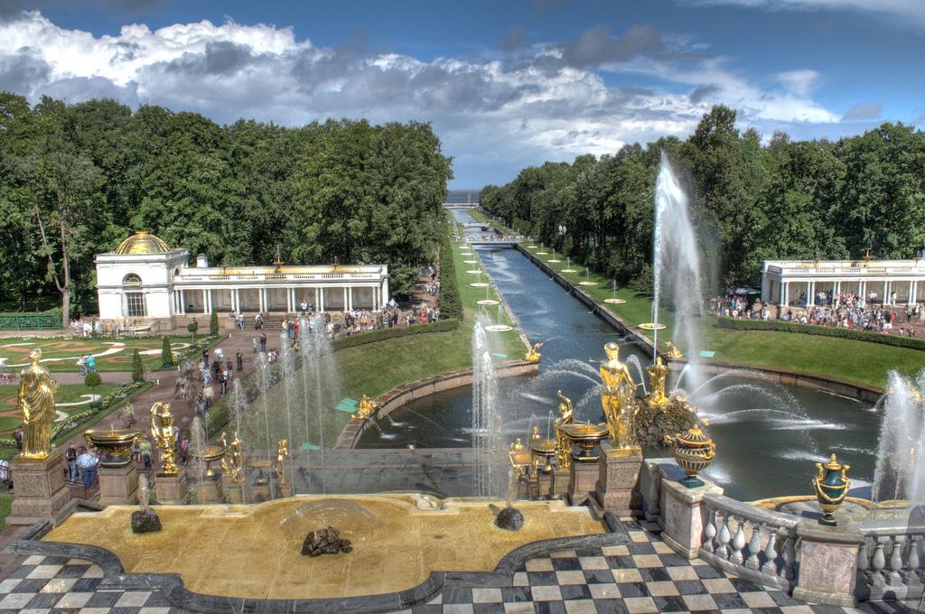 Санкт Петербург – чудна зимна приказка 7