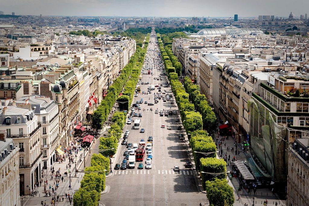 Най-добрите места за селфи в Париж - 4