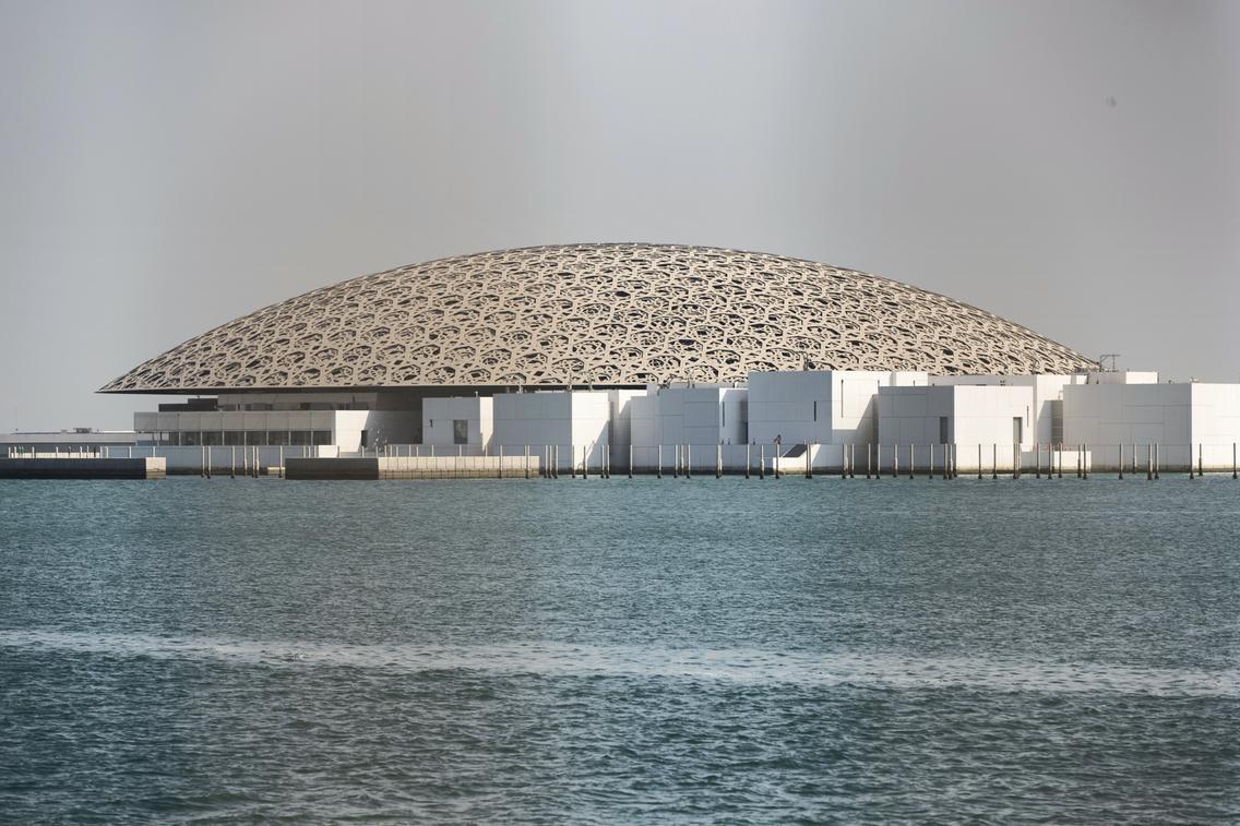 Лувър - Абу Даби