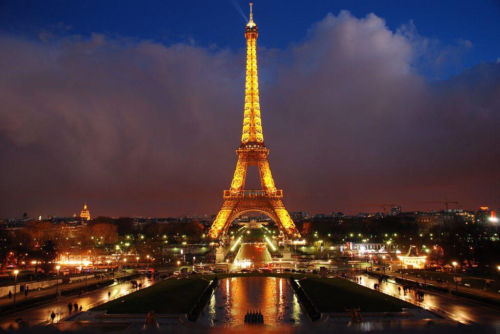 Най-добрите места за селфи в Париж - 1а