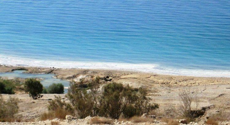Мъртво море – Дъното на света