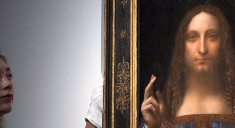Картина на Леонардо да Винчи продадена за рекордна сума