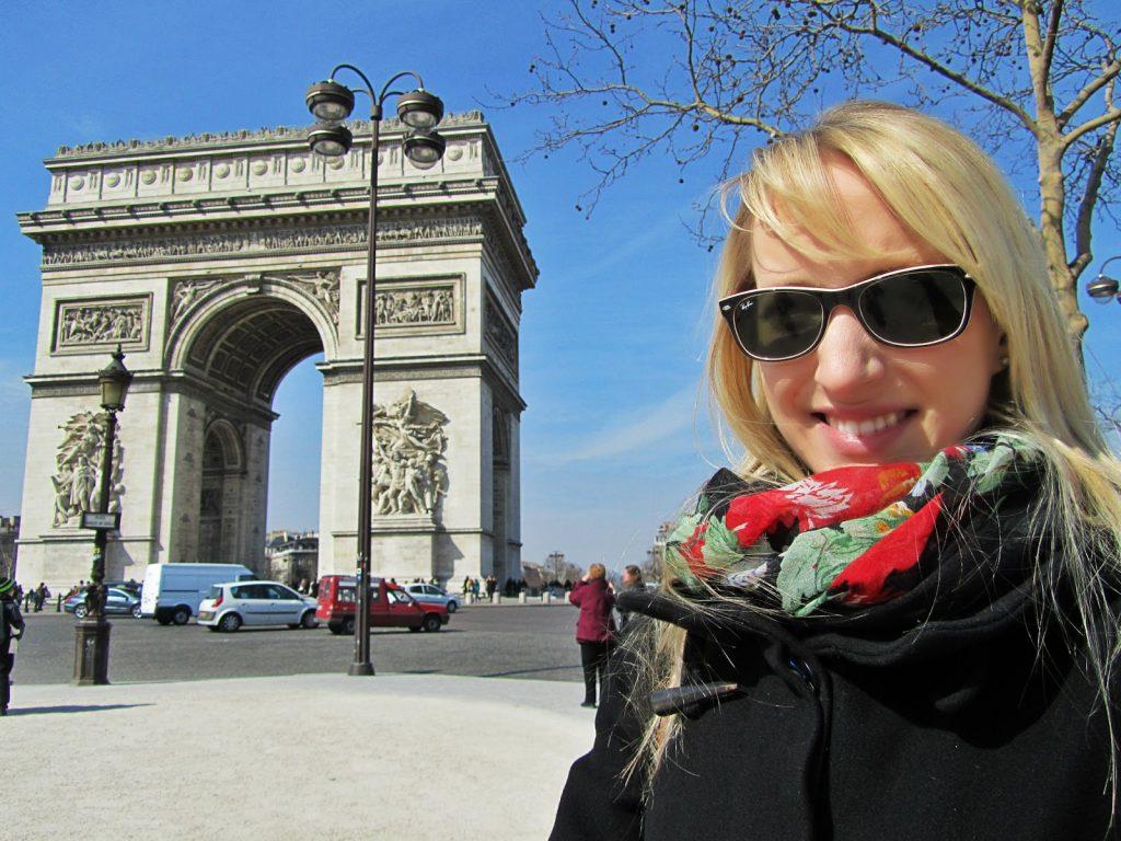 Най-добрите места за селфи в Париж - 2