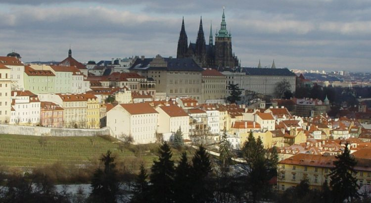 Прага – Нова година – фотопътепис