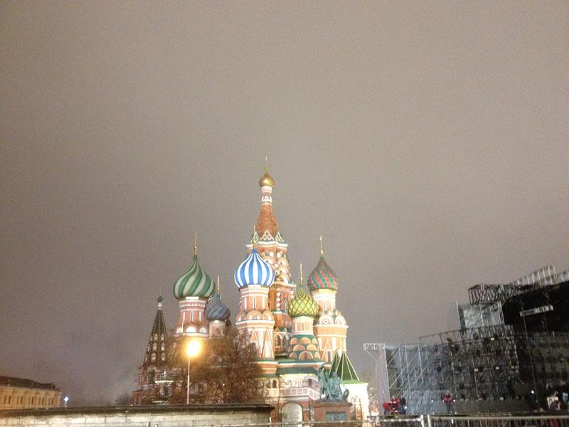 Фотопътепис – Москва и Санкт Петербург Нова година 9