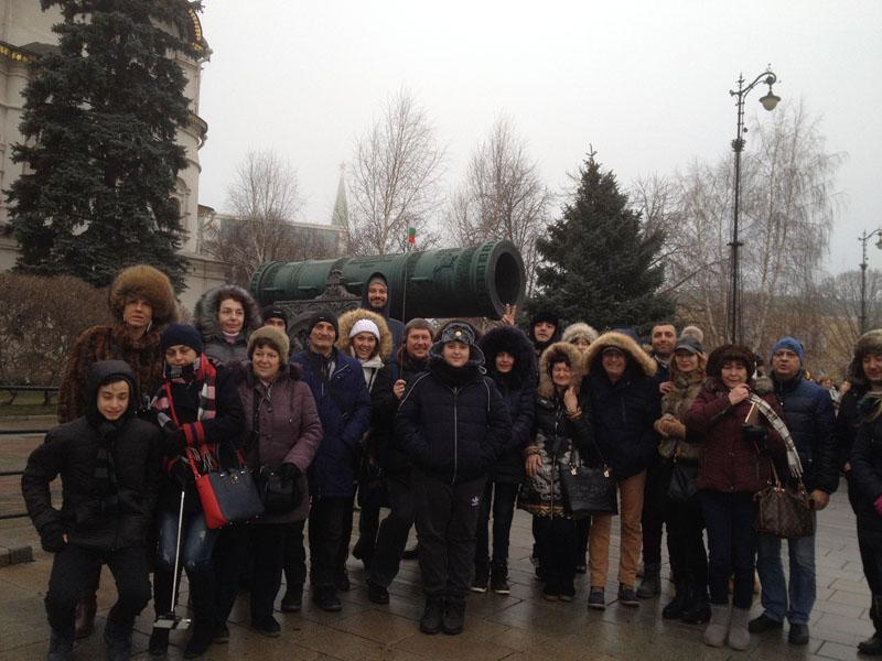 Фотопътепис – Москва и Санкт Петербург Нова година 10