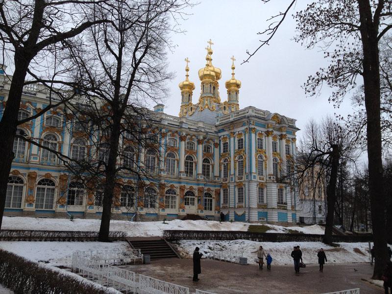 Фотопътепис – Москва и Санкт Петербург Нова година 13