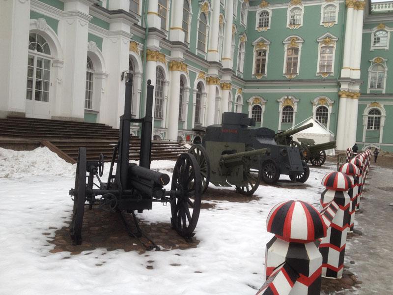 Фотопътепис – Москва и Санкт Петербург Нова година 20
