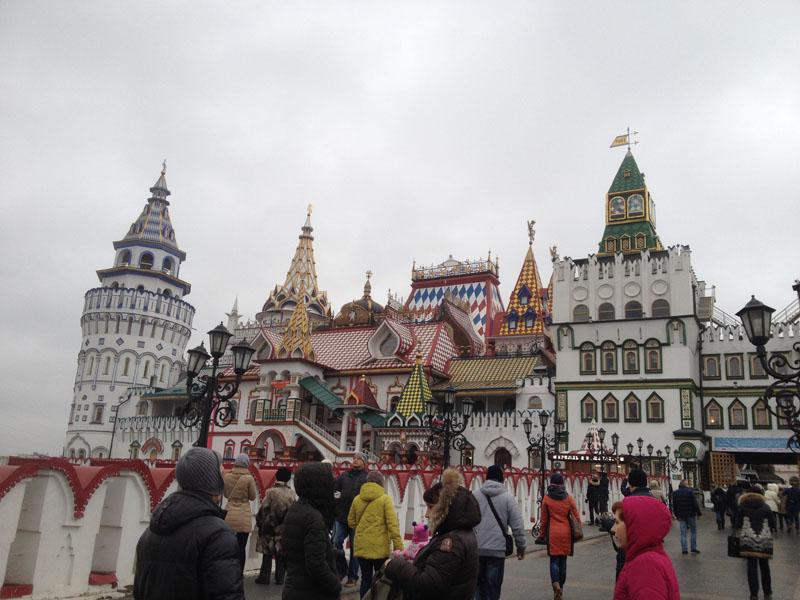 Фотопътепис – Москва и Санкт Петербург Нова година 21