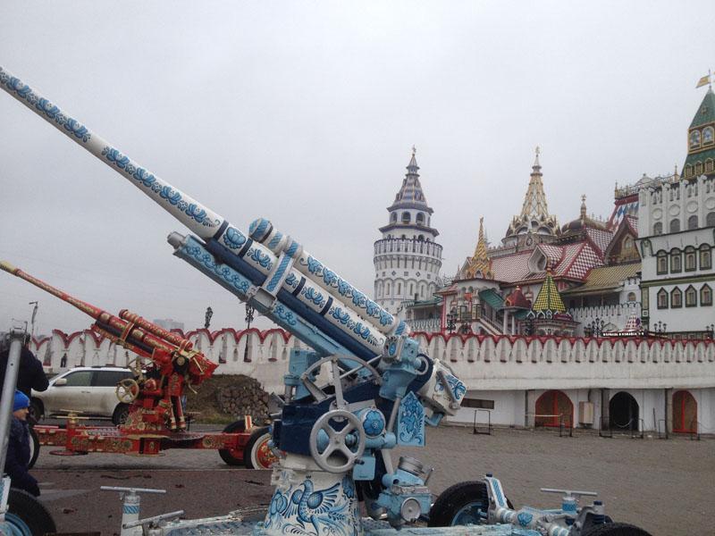 Фотопътепис – Москва и Санкт Петербург Нова година 23