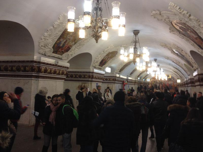 Фотопътепис – Москва и Санкт Петербург Нова година 3