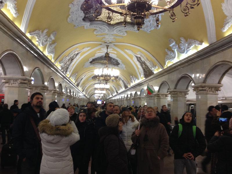 Фотопътепис – Москва и Санкт Петербург Нова година 4