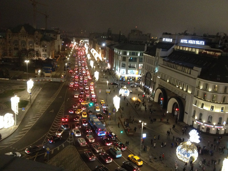 Фотопътепис – Москва и Санкт Петербург Нова година 5