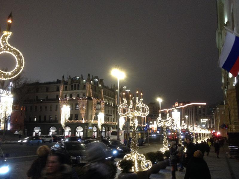 Фотопътепис – Москва и Санкт Петербург Нова година 6