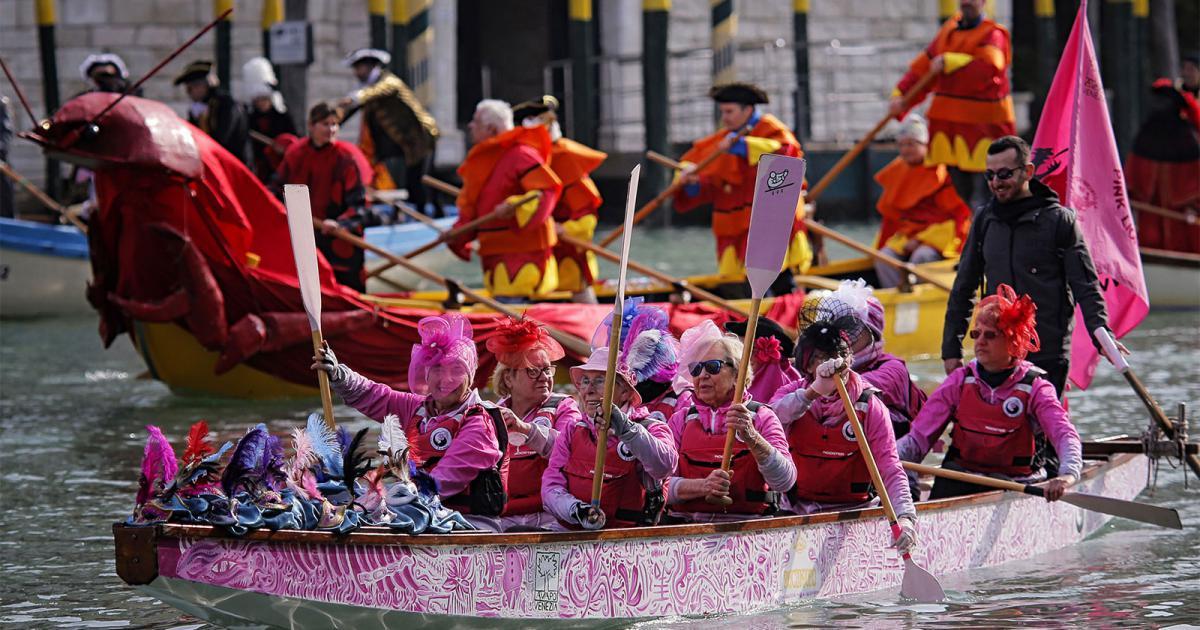 Карнавалът във Венеция – грандиозен и великолепен 1