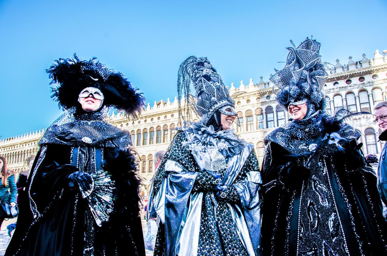 Карнавалът във Венеция – грандиозен и великолепен 2