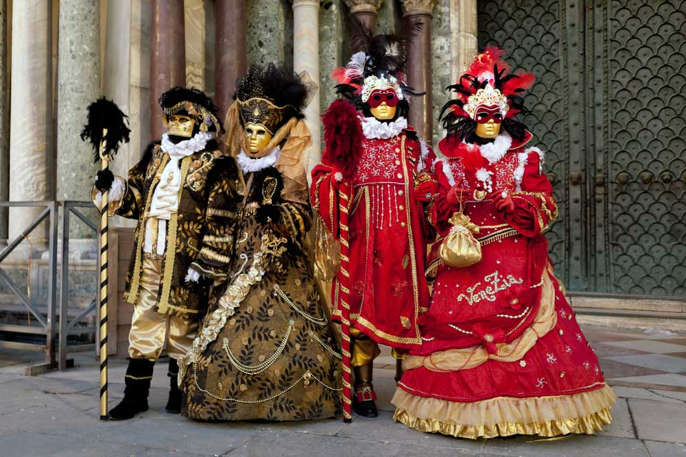 Карнавалът във Венеция – грандиозен и великолепен 3